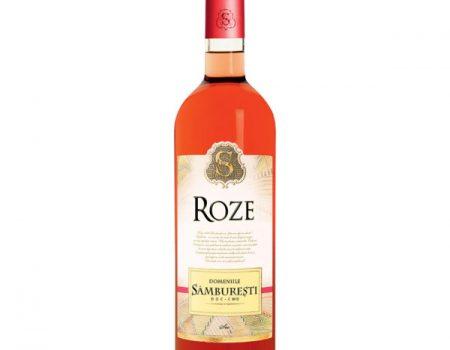 Samburesti Cabernet Sauvignon Roze